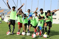Mission XI Million Football Program in Association with FIFA & AIFF